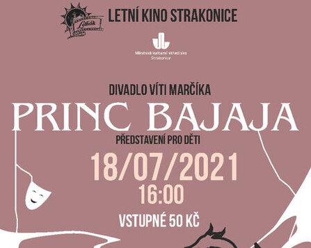 Bajaja - Divadlo Víti Marčíka