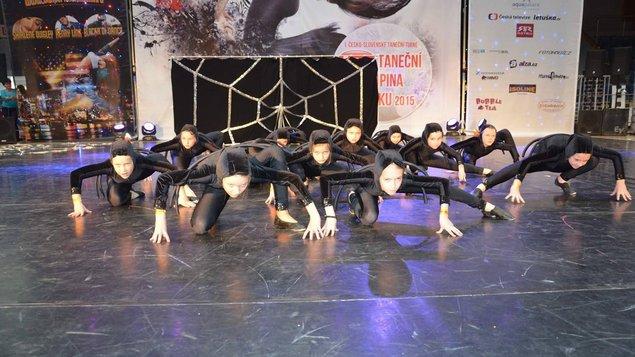 Taneční show RM Dance: Filmový festival