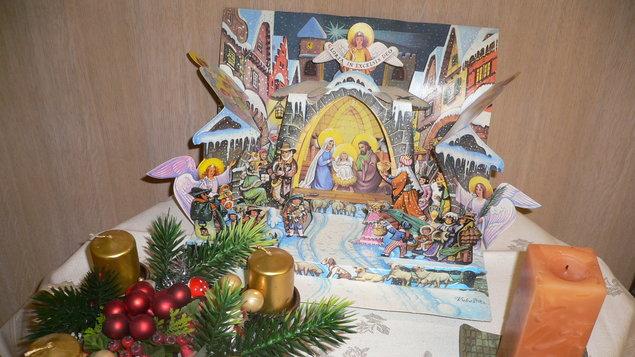 Vánoční koledování v Městské knihovně
