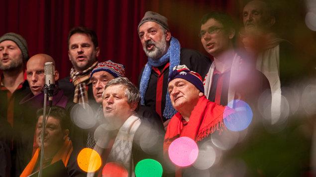 Vánoční koncert Pěveckého sboru KÁCOV
