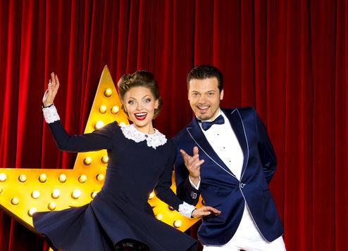 Hviezdy ruskej operety - Art-duo Grael [MOB]