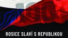 Rosice slaví s republikou