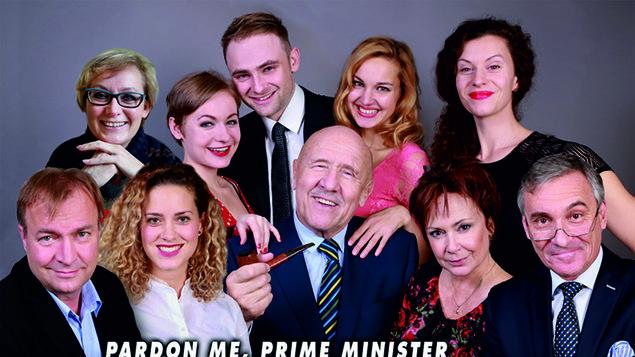 PARDON ME, PRIME MINISTER..-divadelní předpl.A