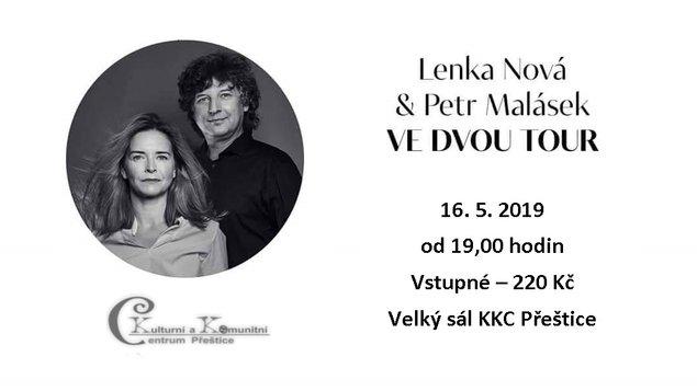 Lenka Nová & Petr Malásek - Ve dvou tour