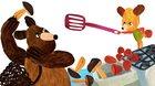 Maškrtné medvedie príbehy + Cez palubu