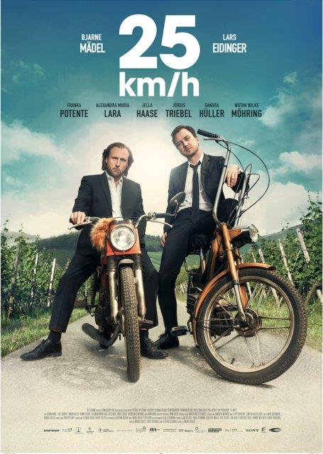 KINO: 25KM/H