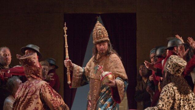 M. P. Musorgskij: Boris Godunov