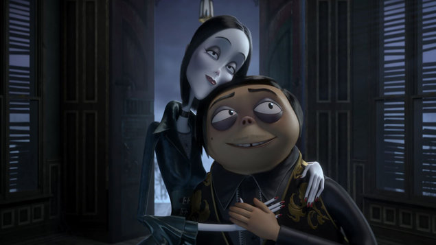 POHÁDKOVÁ STŘEDA - Addamsova rodina