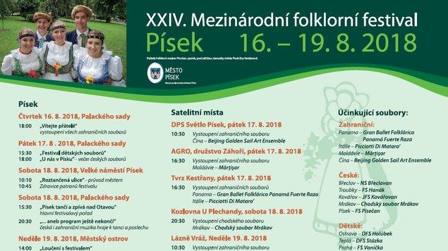 XXIV. Mezinárodní folklorní festival