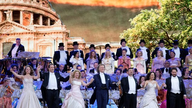 André Rieu - Live in Maastricht 2017
