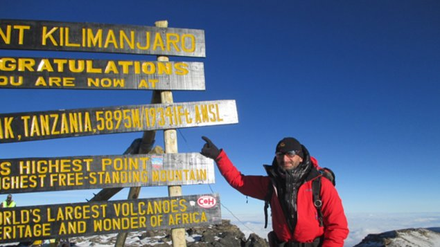 Africké safari a Kilimanjaro