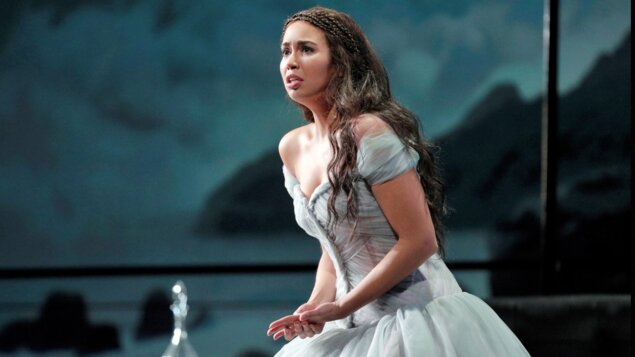G. Donizetti: Lucie z Lammermooru