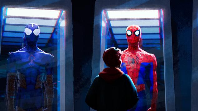 Spider-Man: Paralelní světy - Vstupné pro mládež