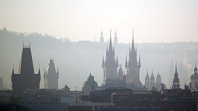 Zájezd do stověžaté Prahy
