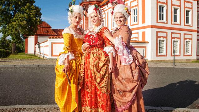 Letní barokní festival 2019