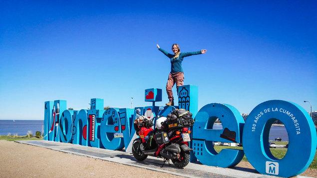 Dominika na cestě Jižní Amerikou + nová kniha