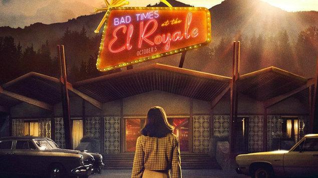 Zlý časy v El Royale
