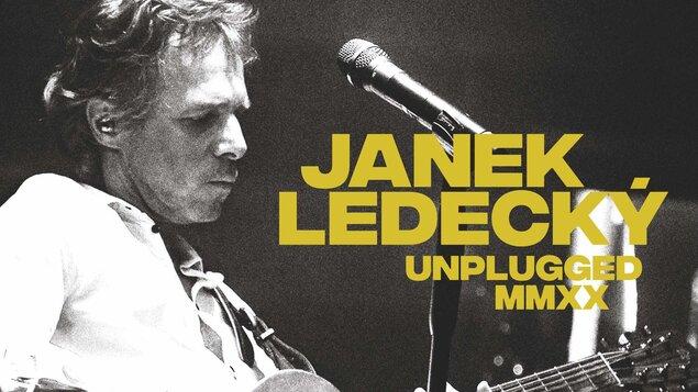 Koncert - Janek Ledecký – Akustické turné 2020 - ZRUŠENO