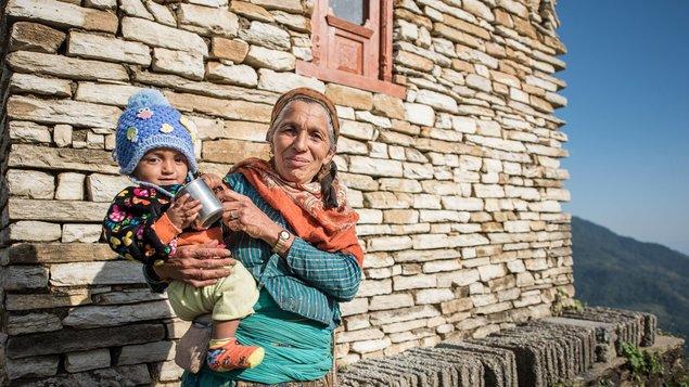 Povídání o Nepálu
