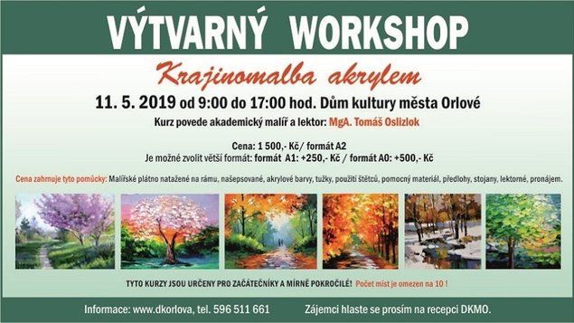 Výtvarný workshop