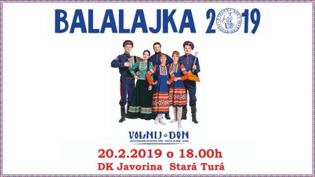 Balalajka 2019