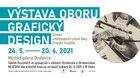 Výstava oboru grafický design SUPŠ