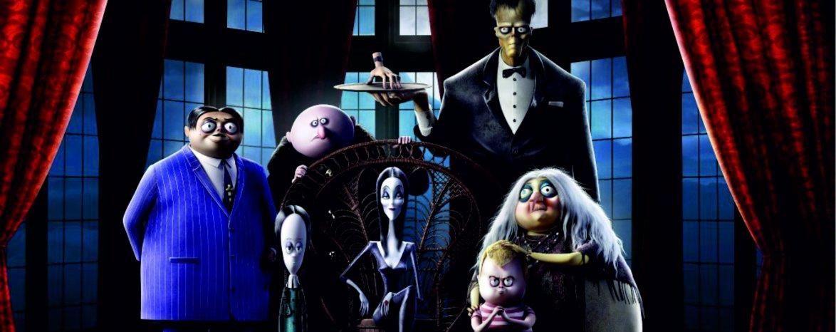 LETNÍ KINO - Addamsova rodina
