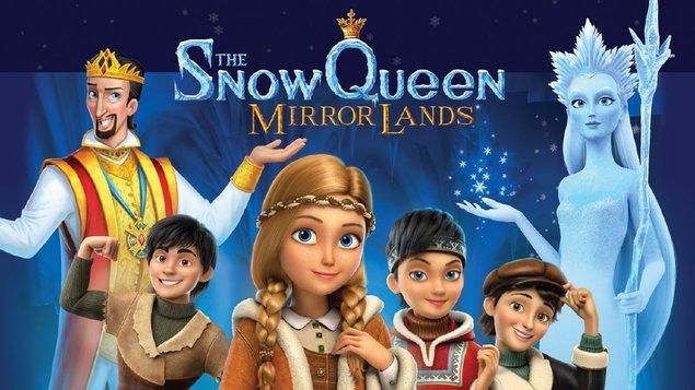 Snehová kráľovná: Krajina zrkadiel