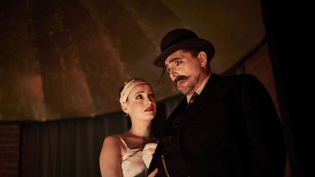 Divadlo Na zábradlí: Tajný agent