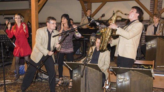 Swing band Tábor