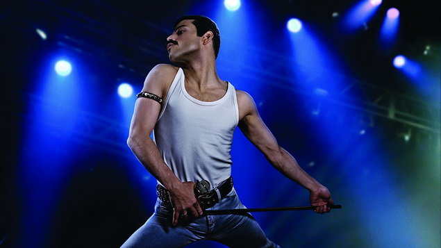 Bohemian Rhapsody - premietanie na hradnom amfiteátri