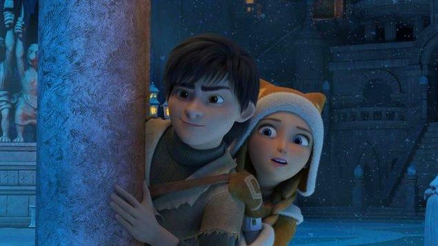 Sněhová královna: Tajemství ohně a ledu - PROMÍTÁNÍ PRO MALÉ DIVÁKY A ŠD