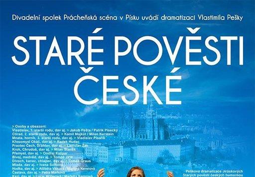 Staré pověsti české ~ Prácheňská scéna ~ ODLOŽENO