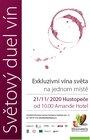 Světový duel vín - ZRUŠENO