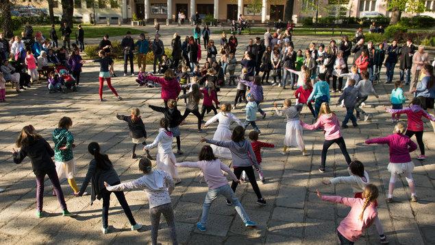 Mezinárodní den tance 2017