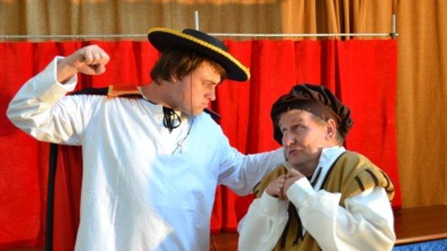 Jak jste to myslel, pane Shakespeare?