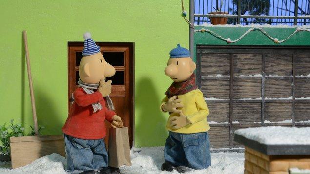 Pat a Mat: Zimní radovánky