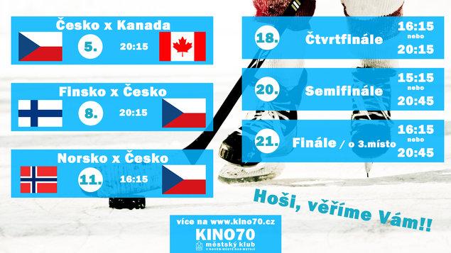 Ms V Hokeji 2017 česko X Kanada Program A Vstupenky Online