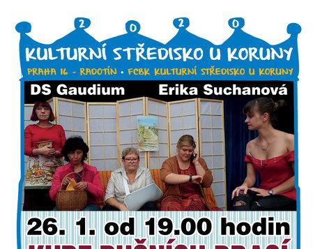 26.1.2020 v 19.00 * DS Gaudium - Kurz ručních prací