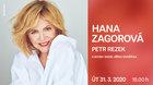 Hana Zagorová s BOOM! Band a host: Petr Rezek