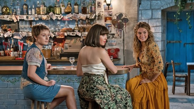 Mamma Mia! Here We Go Again - BIOGRAF SENIOR - HITY 2018