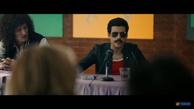Bohemian Rhapsody - Zrušeno