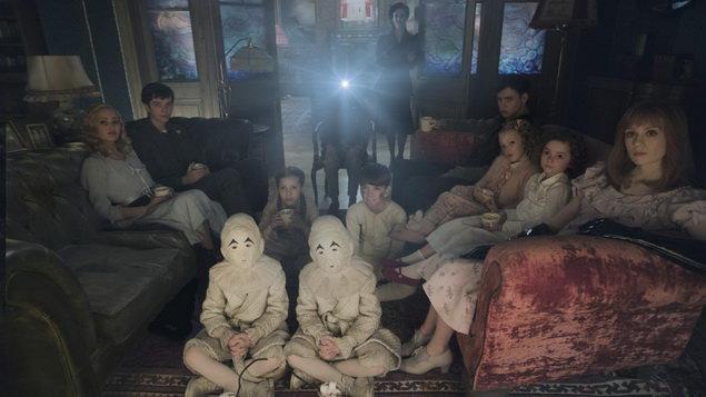 Letní kino: Sirotčinec slečny Peregrinové pro podivné děti
