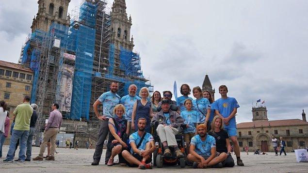 Camino na kolečkách - projekce za účasti cestovatele Petra Hirsche