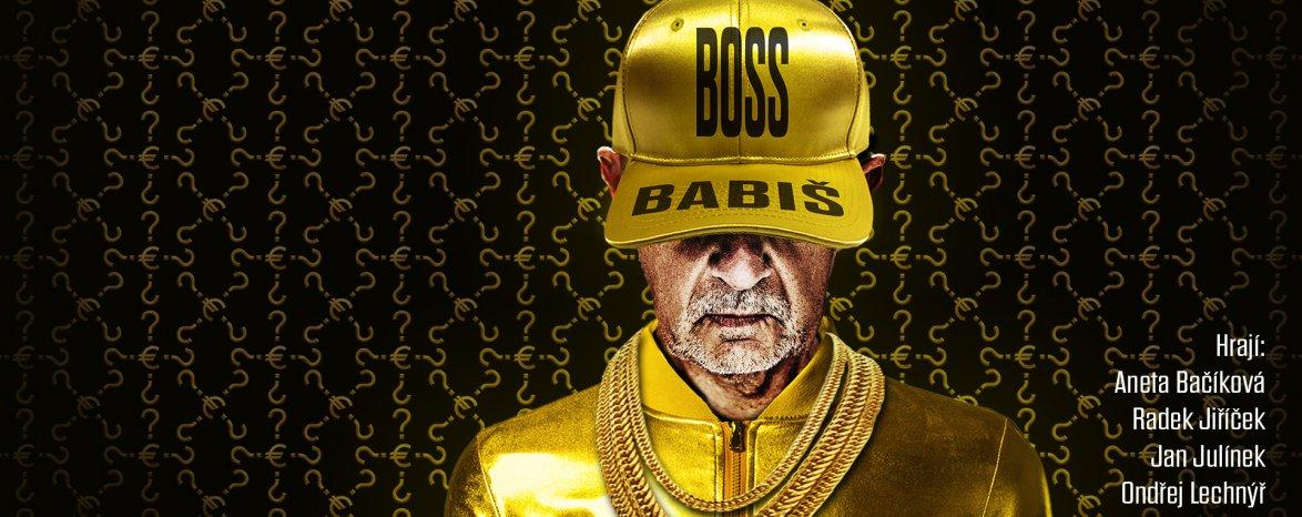 Boss Babiš - satirické divadlo