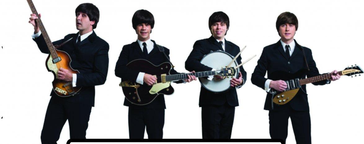 Koncert The BackWards - Beatles revival