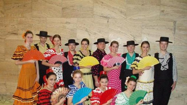 V rytme flamenca
