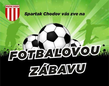 Fotbalová zábava TJ Spartak Chodov