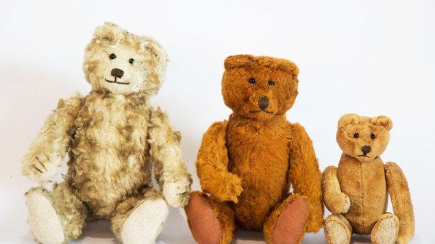 Svet medvedíkov - výstava plyšových medvedíkov