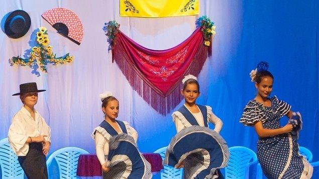 La pasión flamenca / Vášeň flamenca